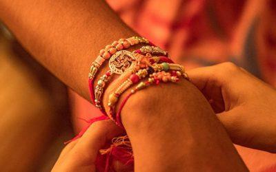 Shanti, een hindoestaans meisje, over de raksha bandhan