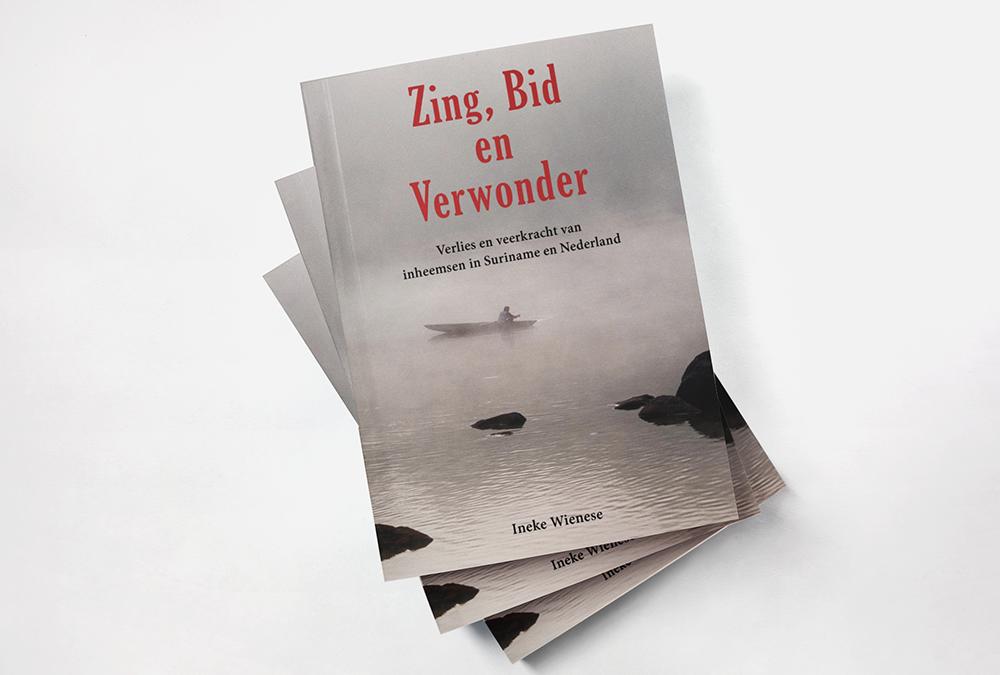 Boeklancering: Zing, Bid en Verwonder